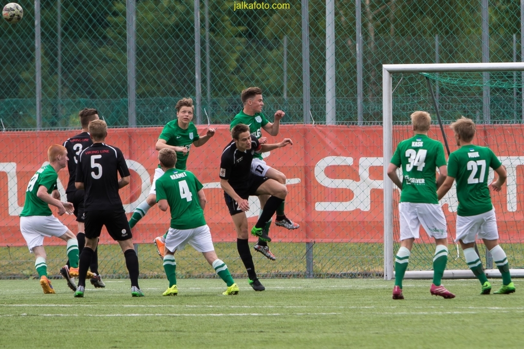 667c4ee59c4 Tallinna FC Flora U19 – JK Tallinna Kalev II, Esiliiga B 2016, 11.06 ...